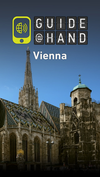 Vienna GUIDE HAND Audio and Map