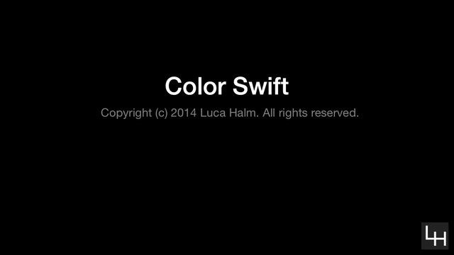 ColorSwift