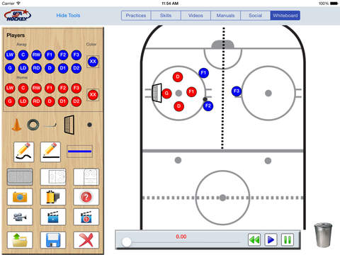 The USA Hockey Mobile Rulebook is the digital version of the current USA Hockey Rulebook. Use the search bar above or click on 'Sections' to navigate the vast hockey resources including rules, descriptions, casebook examples and videos. All content can be shared on Facebook and Twitter.