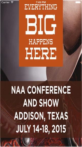 NAA's Conference and Show