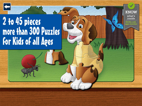 Kids Puzzles Free: Jigsaw Puzzle School Early Lear