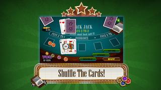 Screenshot 4 Блэкджек 21 Про — Покер Ставки Для Горячей Штриховатости!