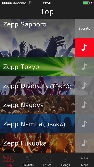 Zepp Player - Real Live Sound