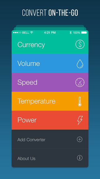 Fancy Units - Offline Currency and Unit Converter for Every Day Use Simple and Useful - All in One