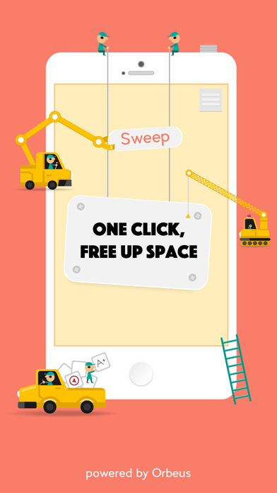 Sweep - Clean screenshots and Delete duplicate photos easily save your space