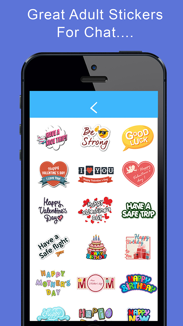 App Shopper: Adult Sticker, Free Adult Stickers for WhatsApp, Viber,  Hangouts, Tango (Social Networking)