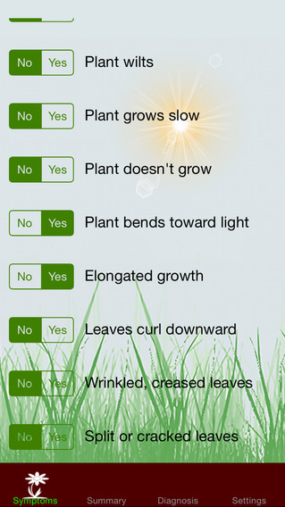 The Plant Doctor iPhone Screenshot 1