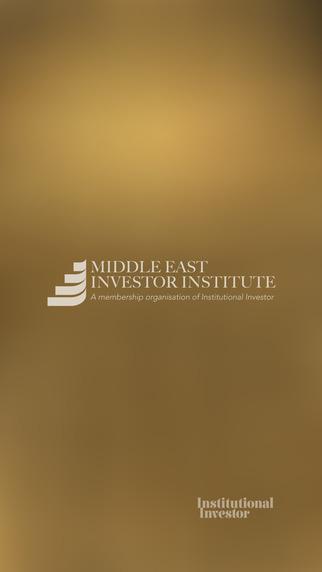 Middle East Investor Institute