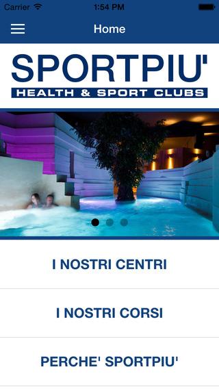 Sportpiù Health e Sport Clubs