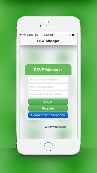 RSVP Manager