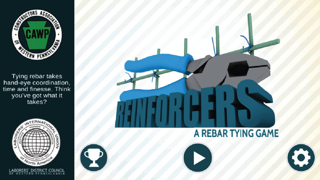 Reinforcers A CAWP Arcade Production