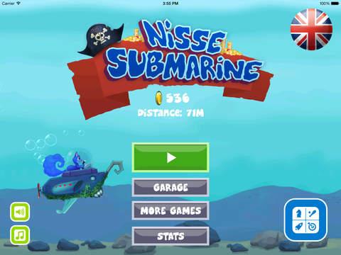 Nisse Submarine