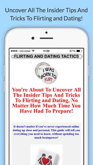 Flirting and Dating Tactics Pro