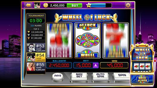 Slots - Classic Vegas Casino FREE Slots