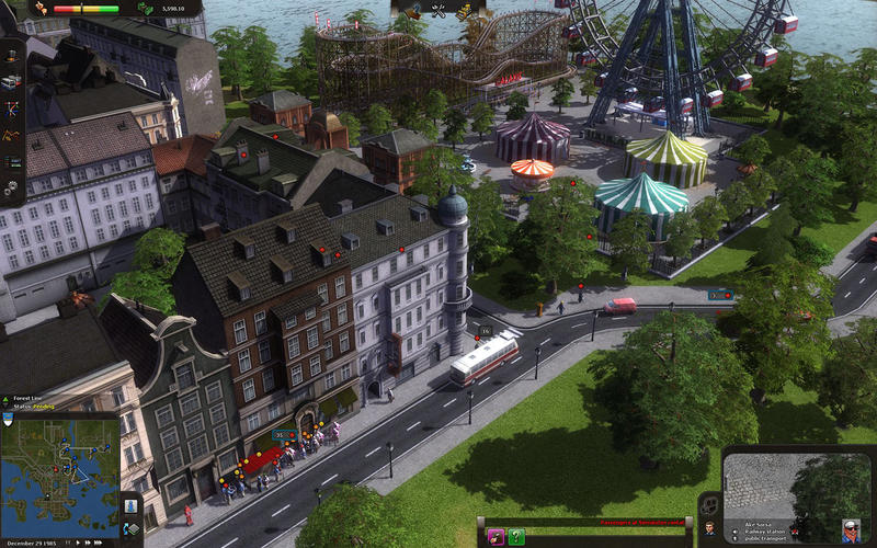 Cities in Motion Collection Screenshot - 2