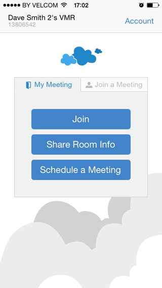 My Meeting for iPhone