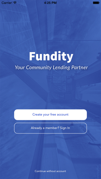 Fundity - Asia's trusted lending platform