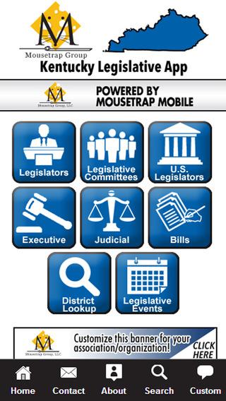 Kentucky Legislative App