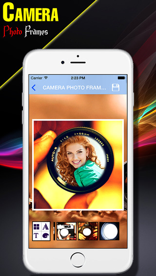 Camera Photo Frames HD