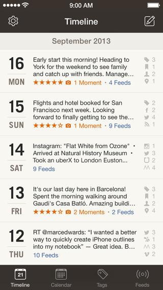 Momento – 日记、旅程记录[iOS]丨反斗限免