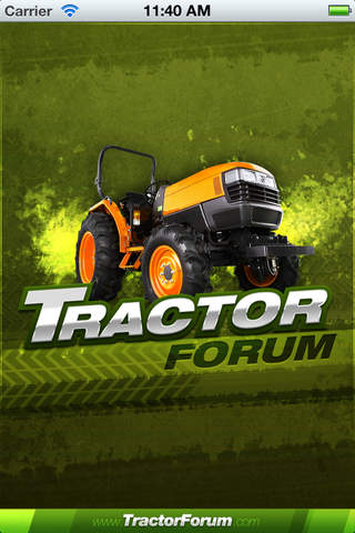 Tractor Forum screenshot 1