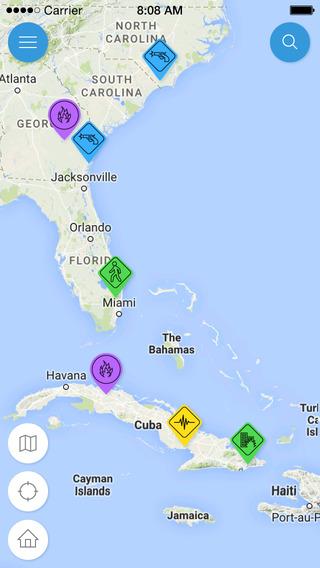 ubAlert - Disaster Alert Network