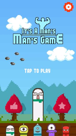 It's A Man's Man's Game