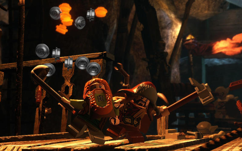 LEGO The Hobbit Screenshot - 3