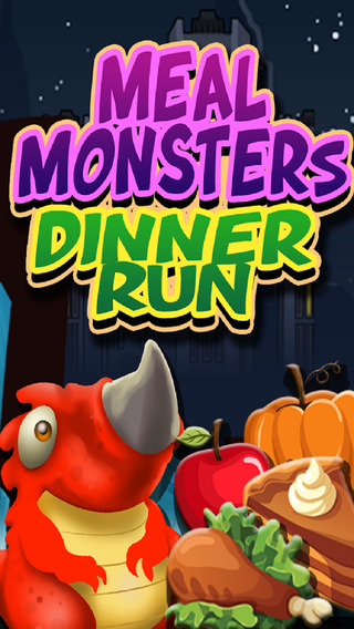 Meal Monsters - Dinner Run PRO