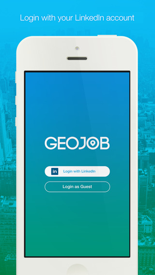 GeoJob - Find job openings around you