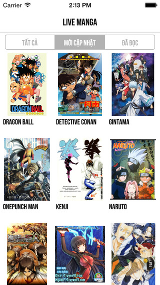 Live Manga
