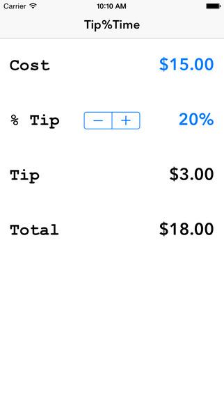 Tip Time