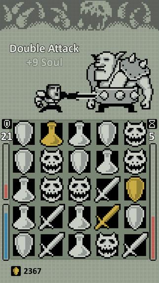 像素好游 恶魔碎片:Devil Shard [iOS]
