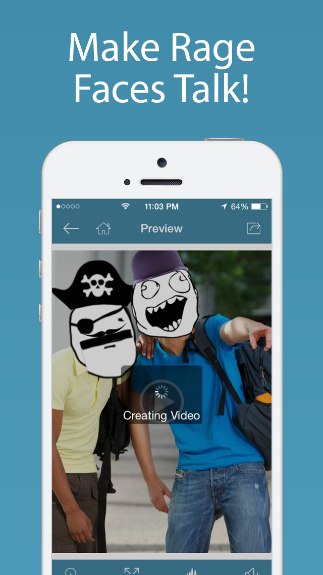 Funny Meme Apps For Iphone : Video rage faces make videos with comics and funny