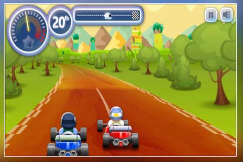 New Super Sprint Karts - Ultimate Car Race screenshot 4