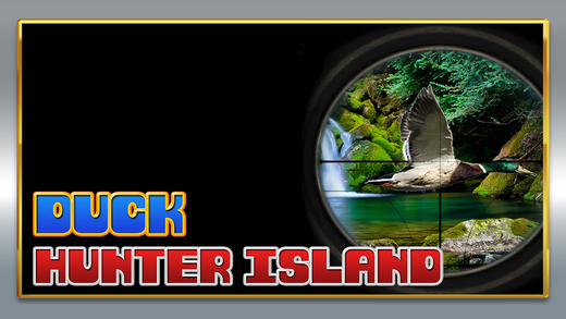 2015 Beautiful Duck Hunter Island : Unlimited Big Goose Shotgun Hunting Season FREE
