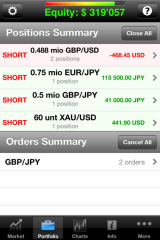 ForexFS JForex screenshot 3