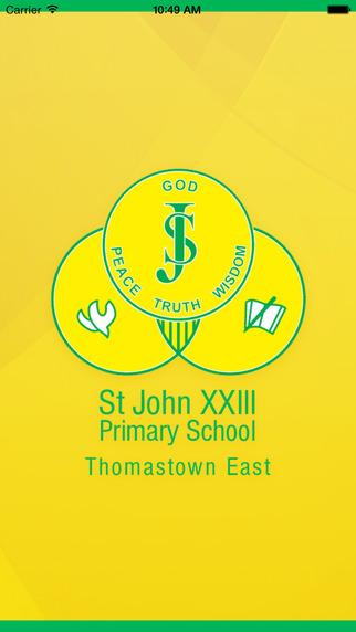 St John XXIII Primary School Thomastown East - Skoolbag