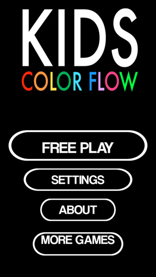 Kids Color Flow Lite : Connect The Dots