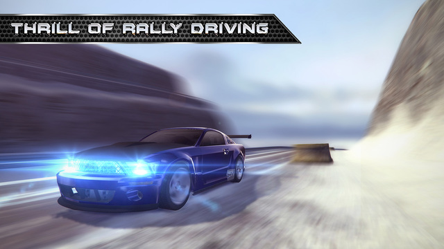 Arctic Ridge Frost Racing : 3D Real Action of Accelerated Drift Car Racer Lite