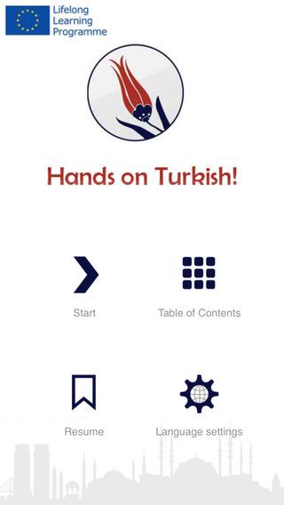 HandsOnTurkish Compact - Learn Turkish