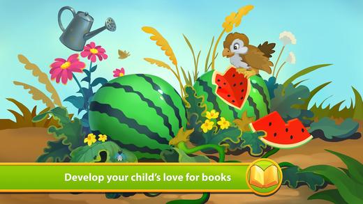 Bountiful Harvest - Storybook Free