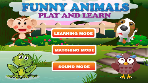 Funny Animals-For Kids