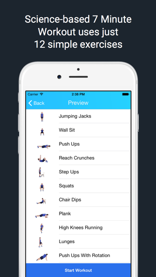 Vimo Fitness - 7 Minute Workout