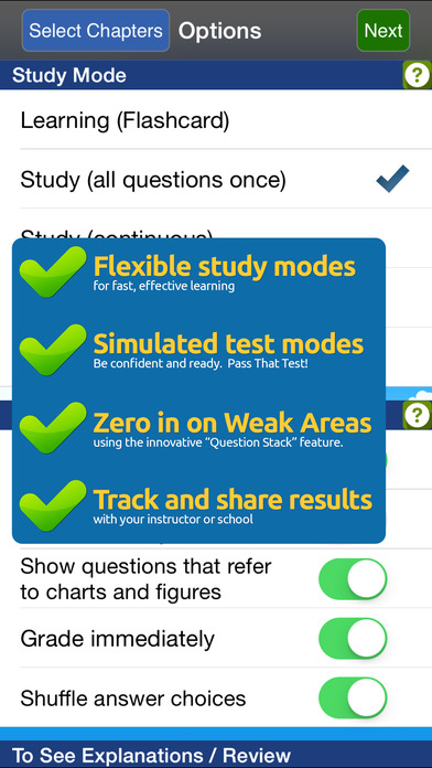 GroundSchool UK IMC RATING Theory Exam Preparation iPhone Screenshot 2