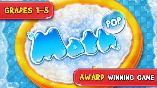 Math Pop Pro - Fun Math Practice for Grades 1-5