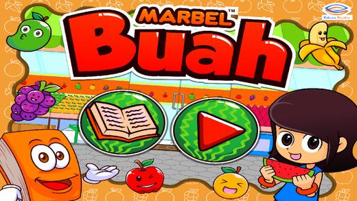 Marbel Buah