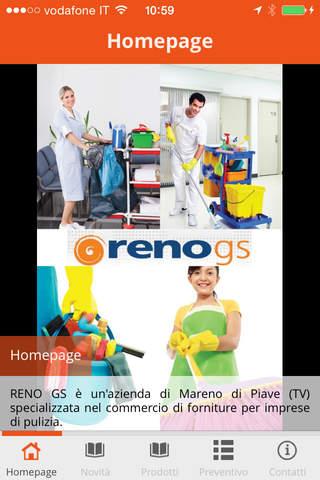 Reno Gs screenshot 1