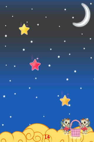 Kitty Fairy Star Counting Game Free - Learning Fun for Toddlers and Preschoolers screenshot 2