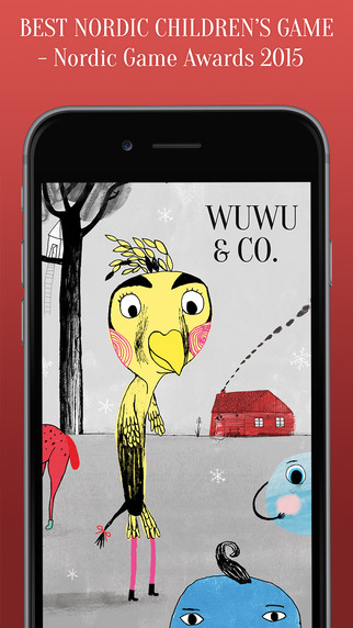 Wuwu Co. - A magical picture book
